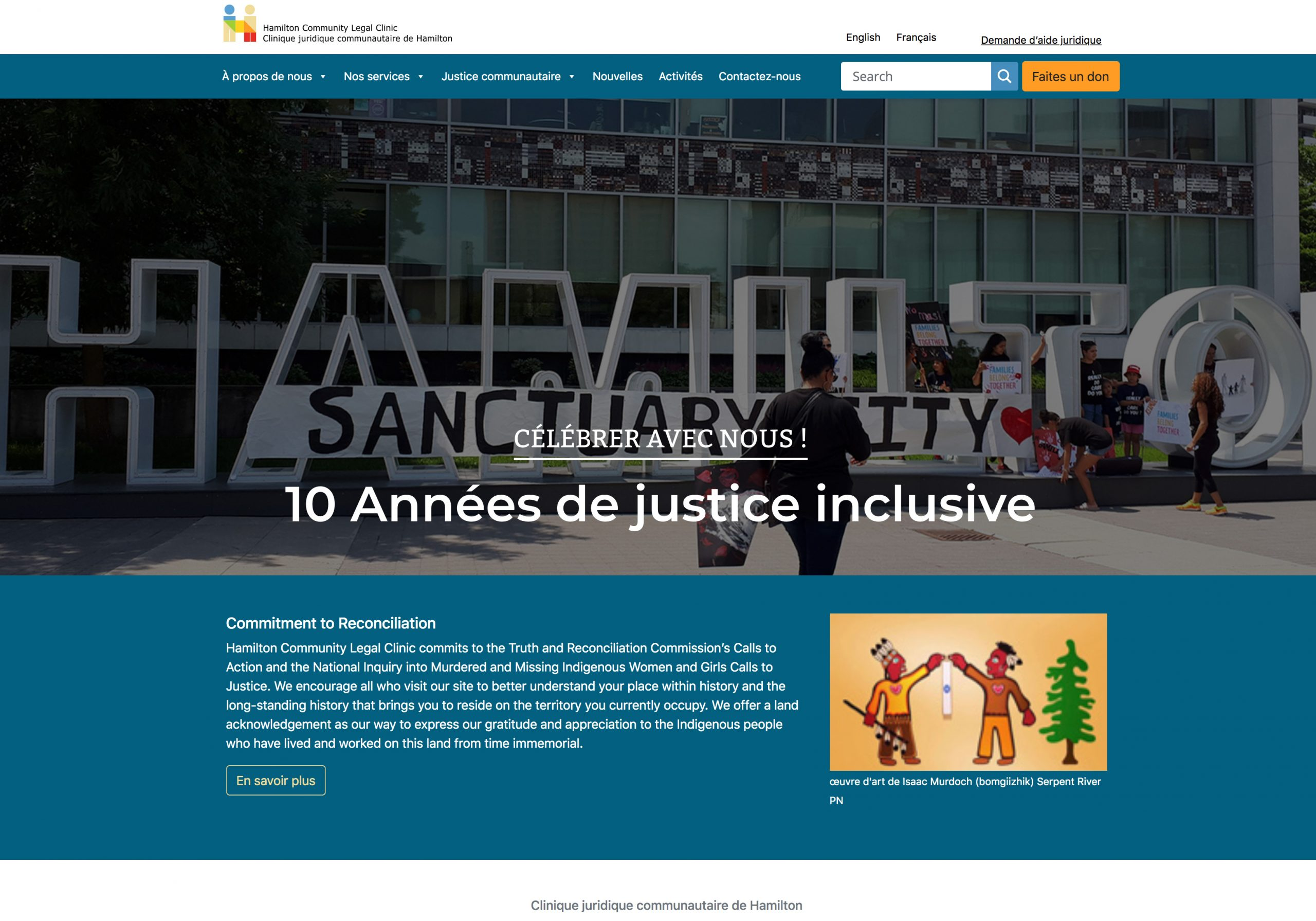 CJCH site
