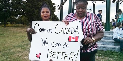 Come on Canada