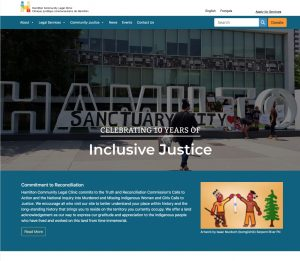 HCLC site launch